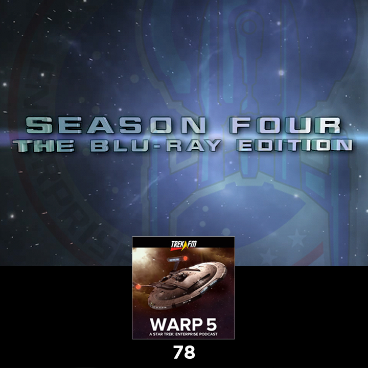 Warp Five 78: The Decommissioning Enterprise BLUs