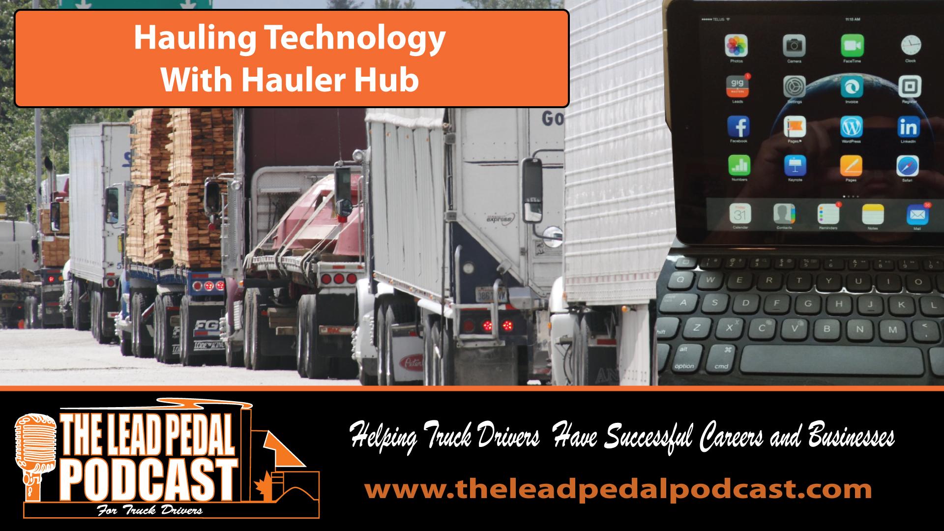 LP662 Load Technology with Hauler Hub