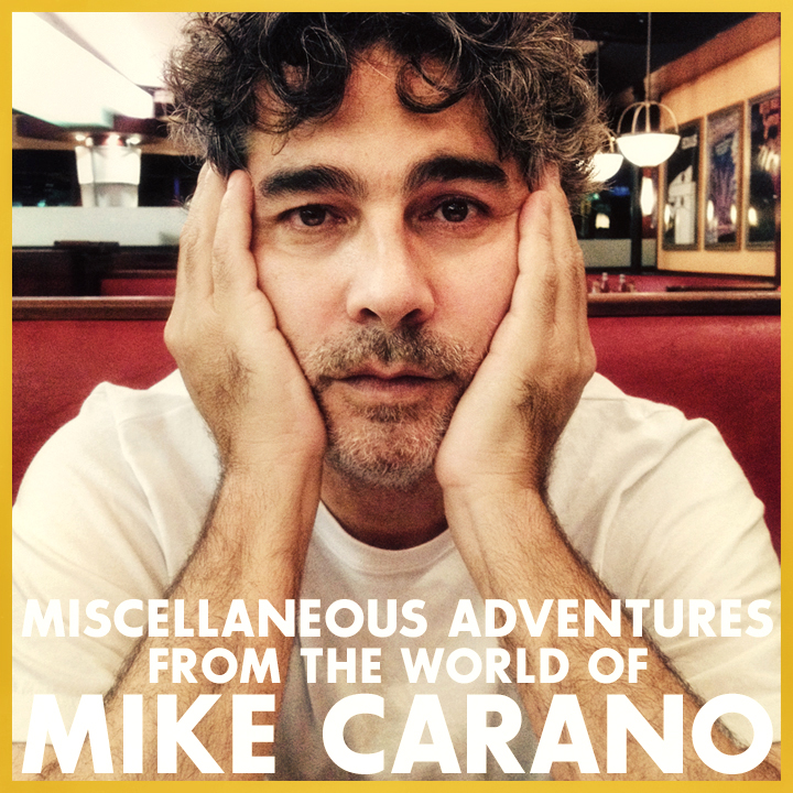 Miscellaneous Adventures from the World of Mike Carano • Episode 116 • I'll fight a guy in a wheelchair