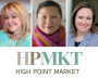 Artwork for 406: An Insider's View Into High Point Market with Lisa Mende, Jeanne Chung, and Ashley Grigg