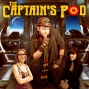Artwork for The Captain's Pod - Episode #48 - Michelle and The Captain's Paranormal Adventure