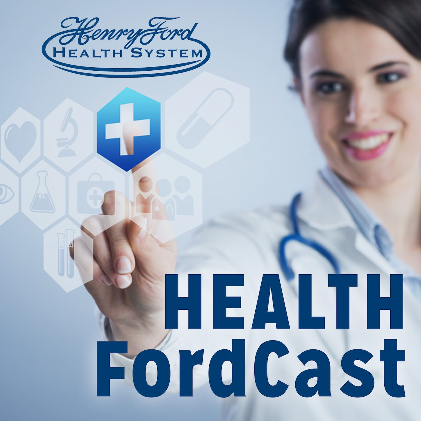 Health FordCAST show art
