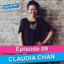 Artwork for 09 Claudia Chan - From Fluff to Feminism & Entertainment to Empowerment