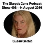 Artwork for The Skeptic Zone #408 - 14.August.2016