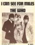 Artwork for The Who - I Can See For Miles - Time Warp Song of The Day