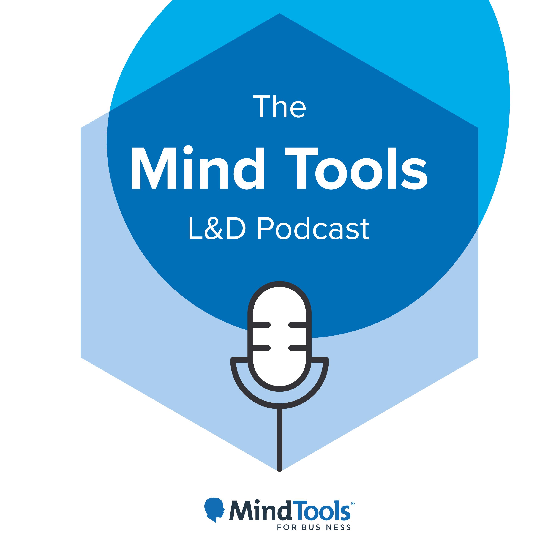 The Mind Tools L&D Podcast show art