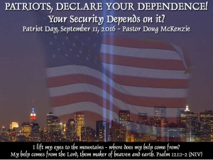 PATRIOTS, DECLARE YOUR DEPENDENCE!