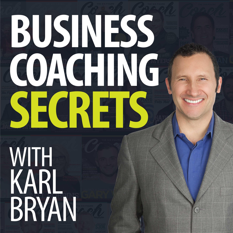 Business Coaching Secrets show art