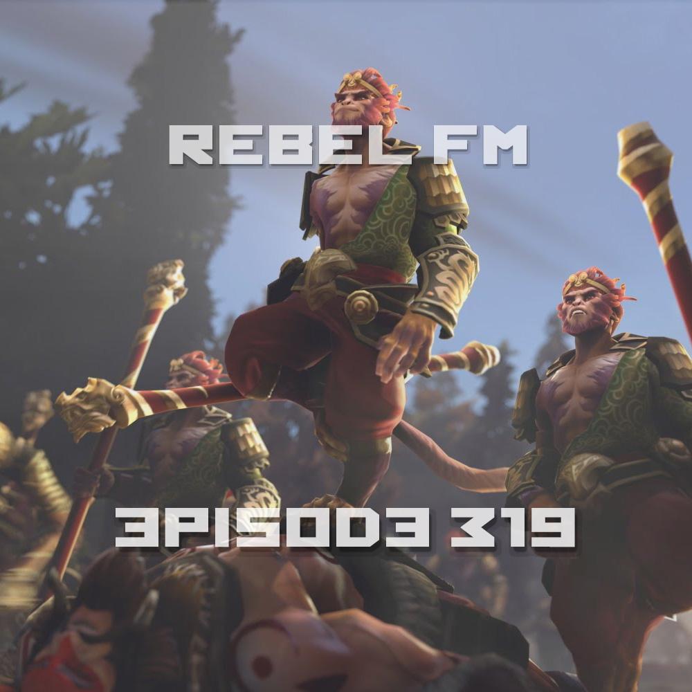 Rebel FM Episode 319 - 12/16/2016