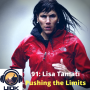 Artwork for UIOK 91: Lisa Tamati Pushing the Limits
