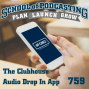 Artwork for How Podcasters Can Use the Clubhouse App To Build Their Audience