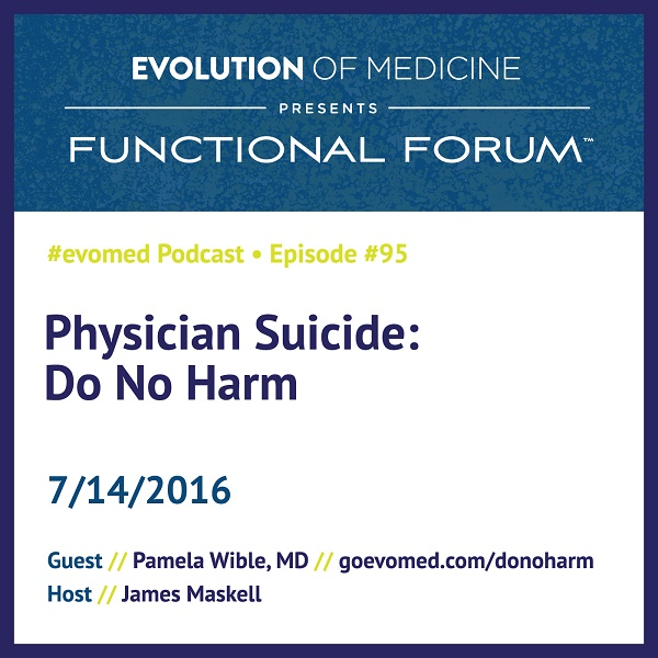 Physician Suicide: Do No Harm