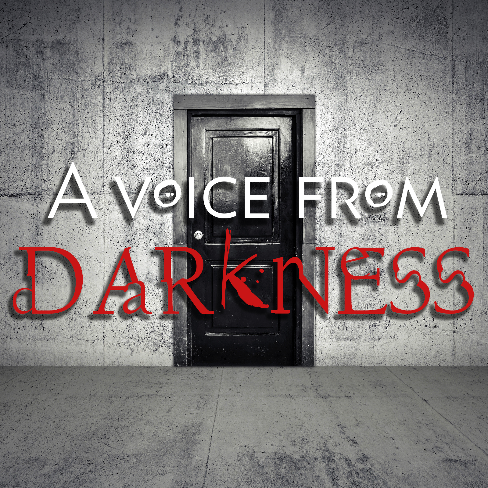 A Voice From Darkness show art