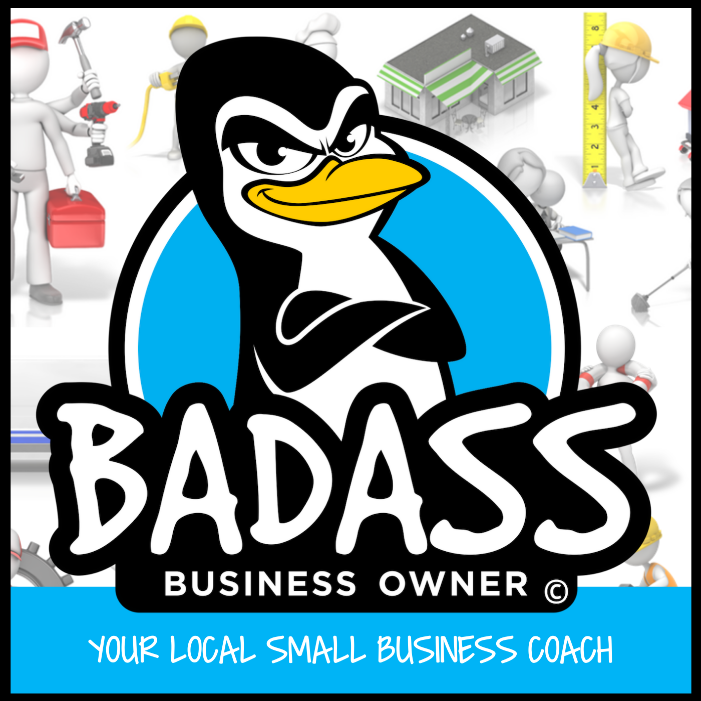 Badass Business Owners:  Local Small Businesses Serving their Communities
