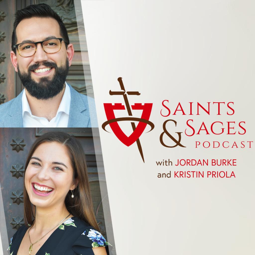 Saints & Sages show art