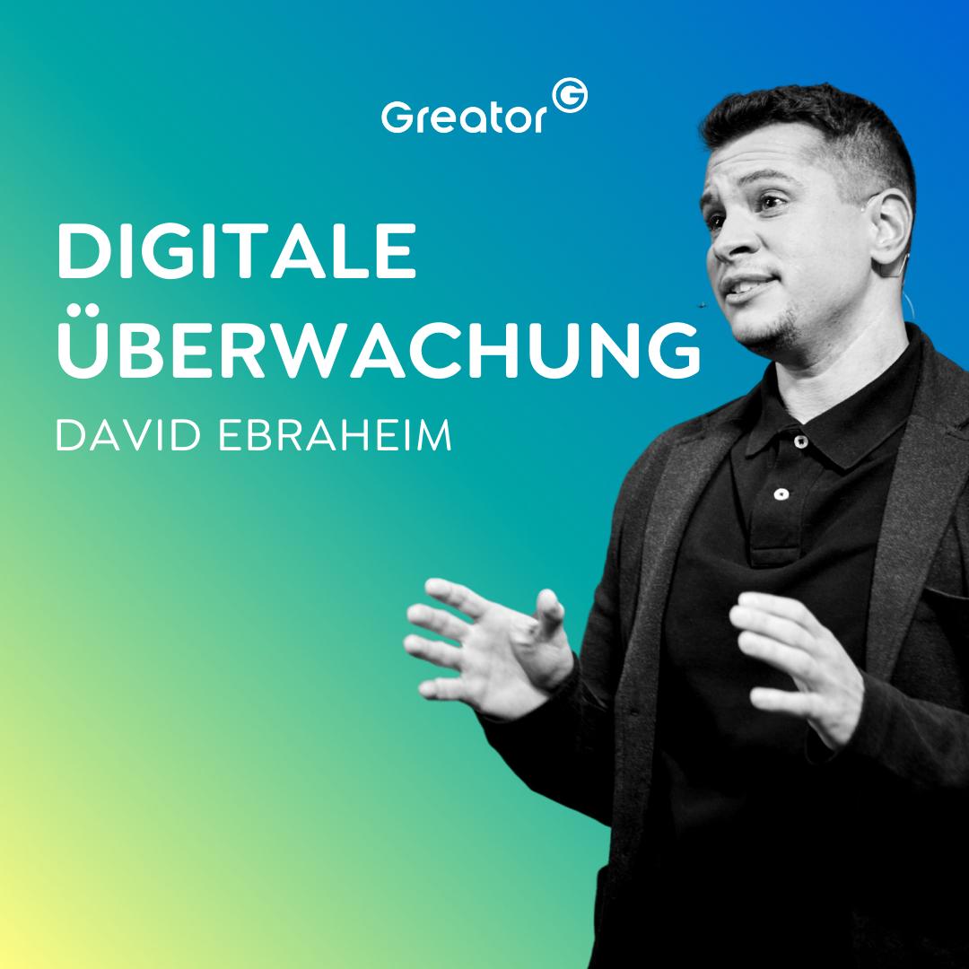 #710 So werden wir durch personalisierte Werbung beeinflusst // David Ebraheim