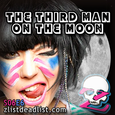 S06E6 The Third Man On The Moon