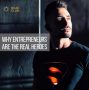 Artwork for Why Entrepreneurs are the Real Heroes