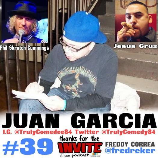 #39 Finding the Formula - Juan Chepo Garcia, Jesus Cruz, Phil Skratch Cummings, Sammy Solorio