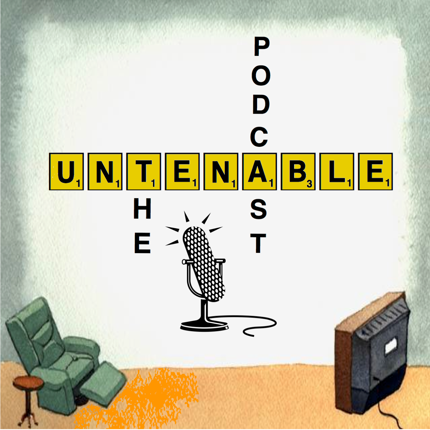 The Untenable Podcast, Episode 93: There's Always a Line at Olive Garden