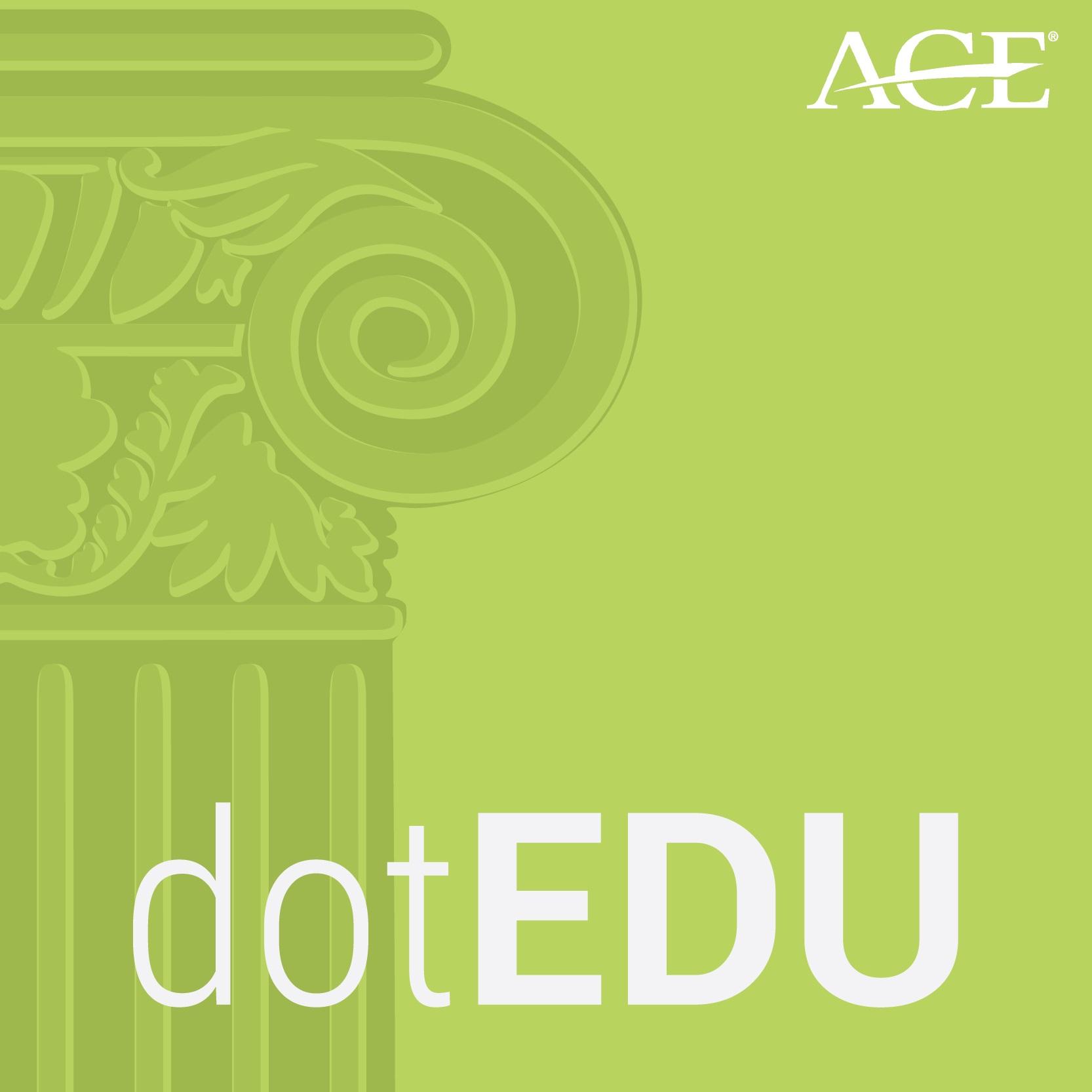dotEDU show art