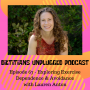 Artwork for Episode 67 - Exploring Exercise Dependence and Avoidance with Lauren Anton