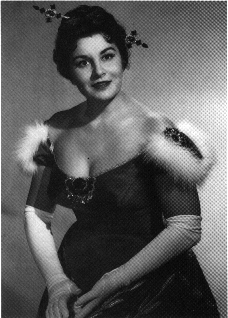 A Tribute to the Wonderful Lucine Amara