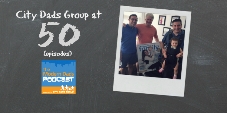 #50: City Dads Group at 50 (episodes)