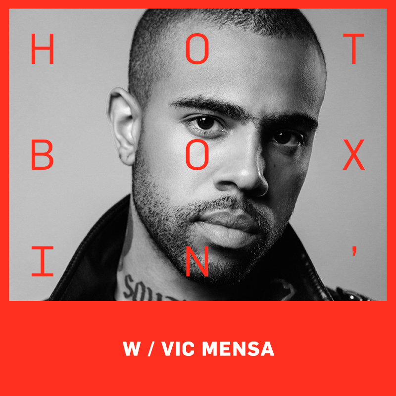 Rapper Vic Mensa