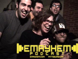EMayhem: Liz Hammond and the Hamz!!!