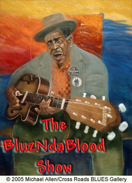 The BluzNdaBlood Show #179, New Blues For A New Year!