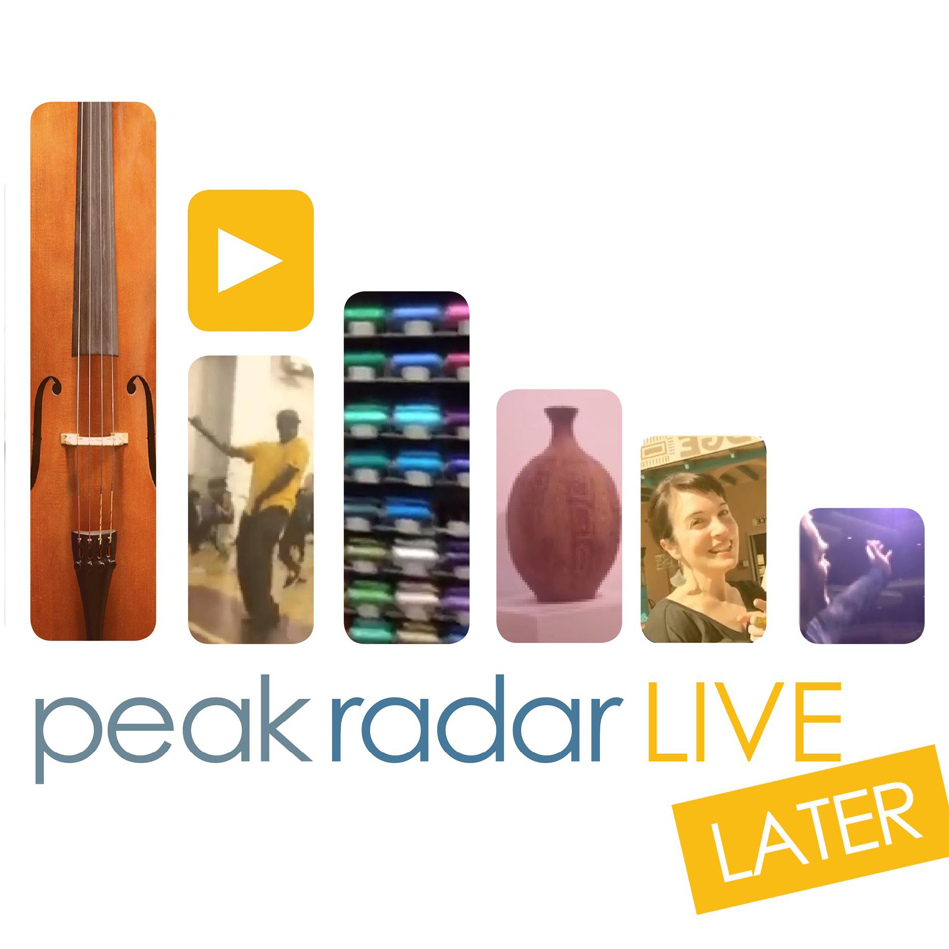 Peak Radar Live: Later
