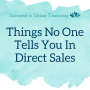 Artwork for Things No One Tells You In Direct Sales