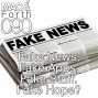 Artwork for The Mac & Forth Show 090 - Fake News, Fake Apps, Fake Stuff. Fake Hope?