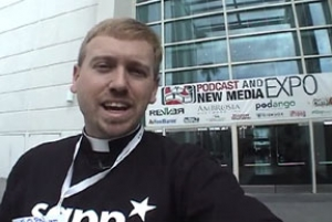 SPECIAL EPISODE: Fr. Geek's Video Podcast #7: The 2007 Podcast Expo (iPod Formatted Version)