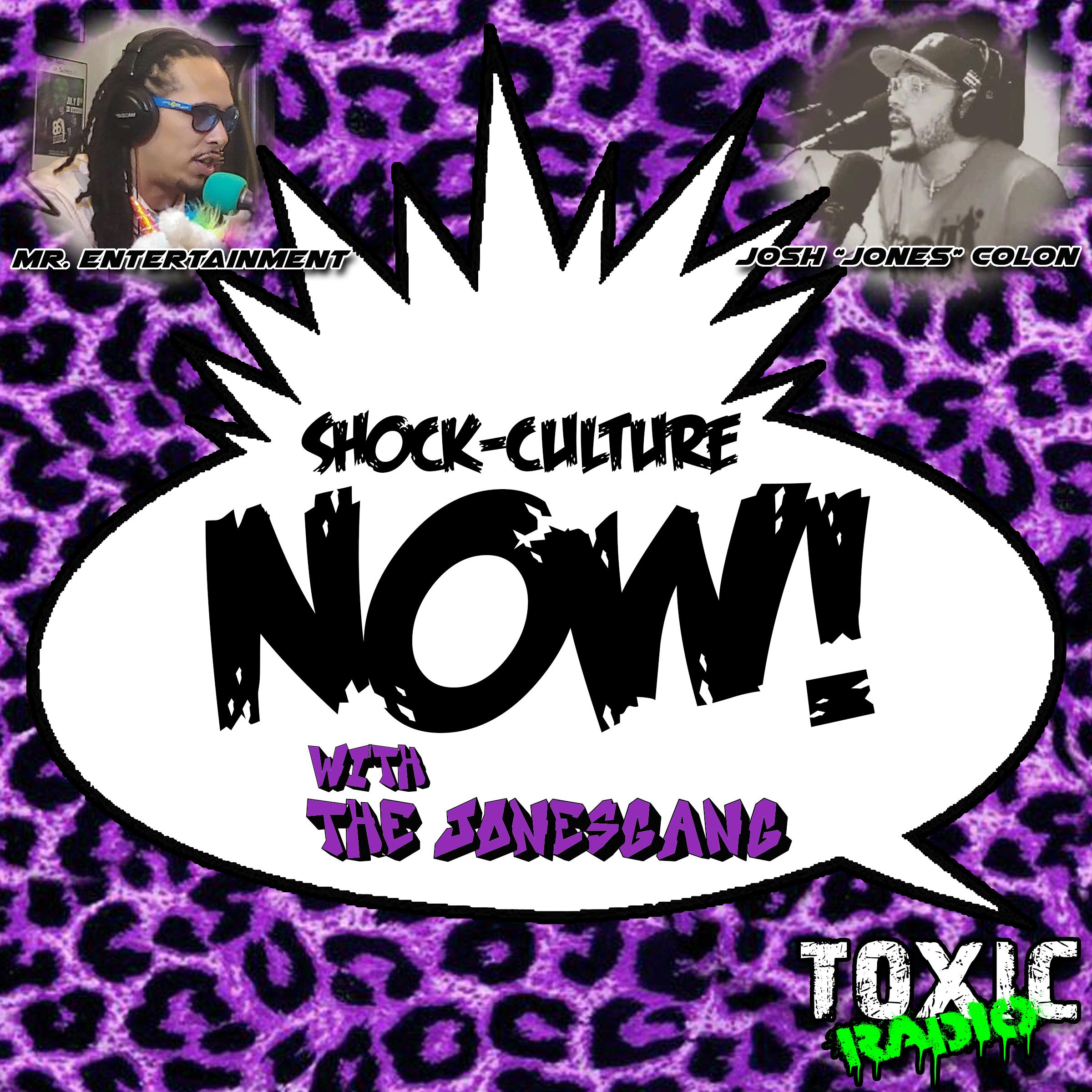Shock Culture Now show art