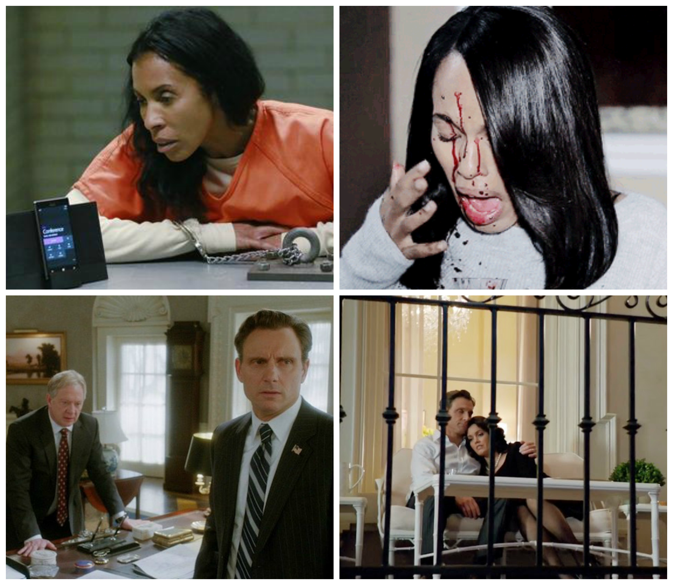 Episode 180: Scandal - S4E12 - 'Gladiators Don't Run'