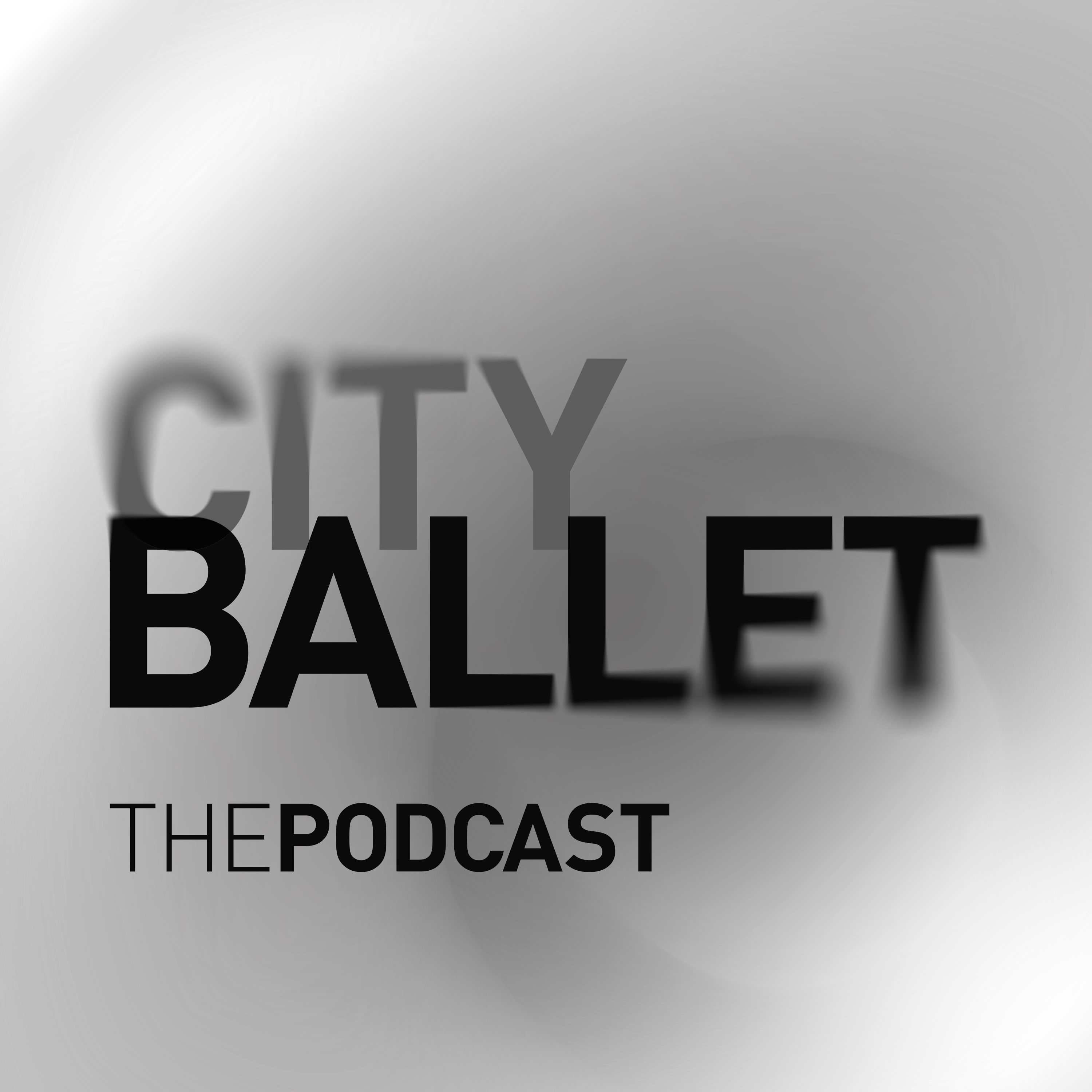 City Ballet The Podcast show art