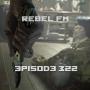 Artwork for Rebel FM Episode 322 - 01/27/2017