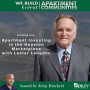 Artwork for 004: Apartment Investing in the Houston Marketplace with Lester Langdon