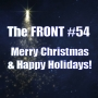Artwork for Merry Christmas and Happy Holidays (The FRONT #54)