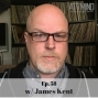 Artwork for The Psychedelic Dark Side: Cults, Psychosis & Delusional Ideation w/ James Kent ~ Ep. 58