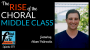 Artwork for The rise of the choral middle class, with Adam Paltrowitz