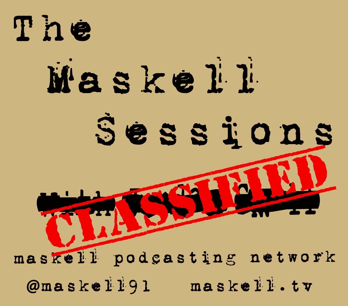 Artwork for The Maskell Sessions - Ep. 107 w/ Small