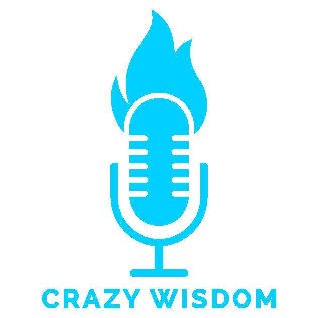 Crazy Wisdom show art