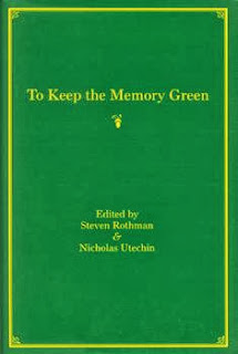 Episode 08: To Keep the Memory Green