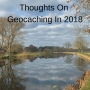 Artwork for Thoughts on Geocaching In 2018 - OBGCP110