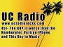 Artwork for 451 - UC Radio - The GOP is worse than the Hamburgler, Switching to the Verizon iPhone, This Day in Music