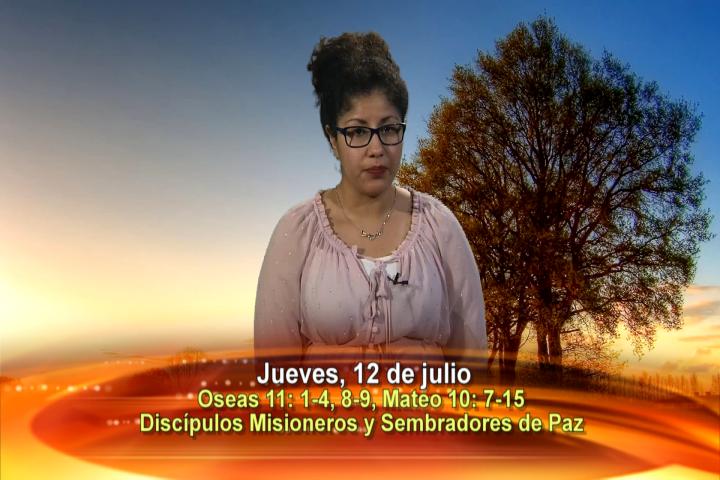 Artwork for Dios te Habla con Jessica De La Torre;  Tema el hoy: Discípulos Misioneros y Sembradores de Paz