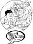 Artwork for Word Balloon Podcast Scott Allie Fred Van Lente and Dan Wickline